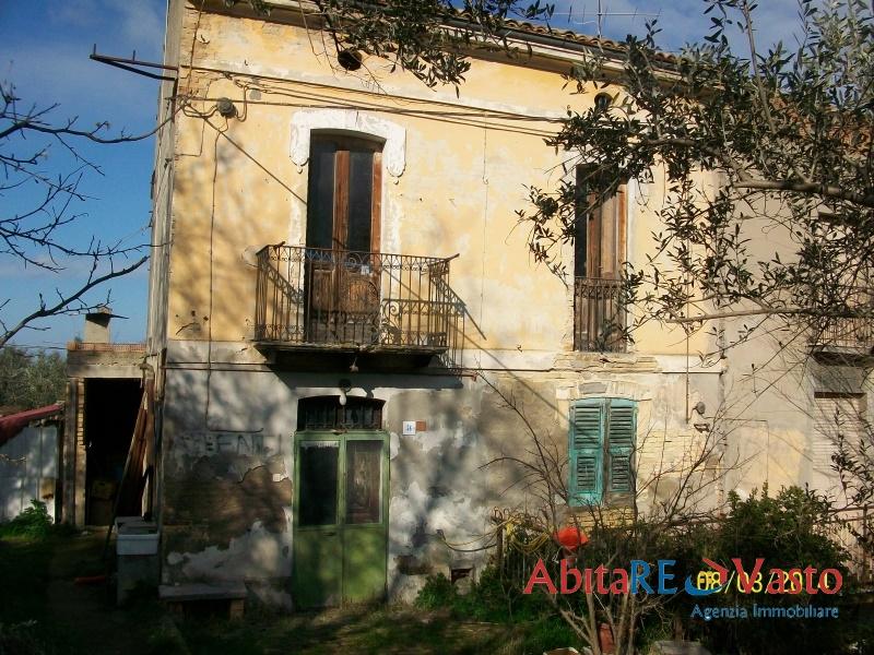 Rustico/Casale/Corte in Vendita Castel Frentano