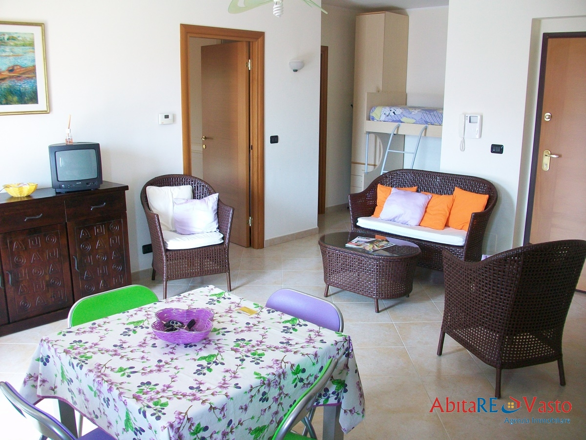 Appartamento affitto VASTO (CH) - 2 LOCALI - 50 MQ