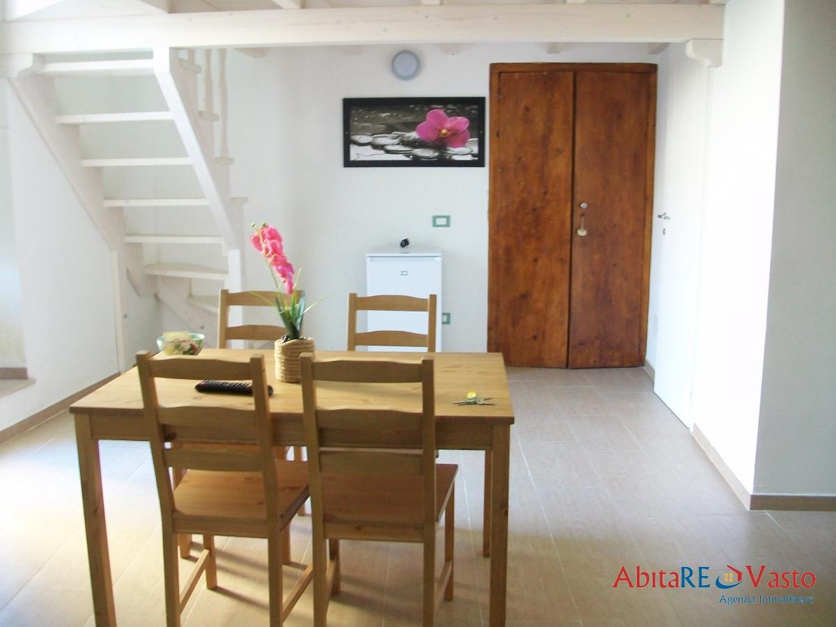Appartamento in affitto a Vasto, 1 locali, prezzo € 300 | CambioCasa.it
